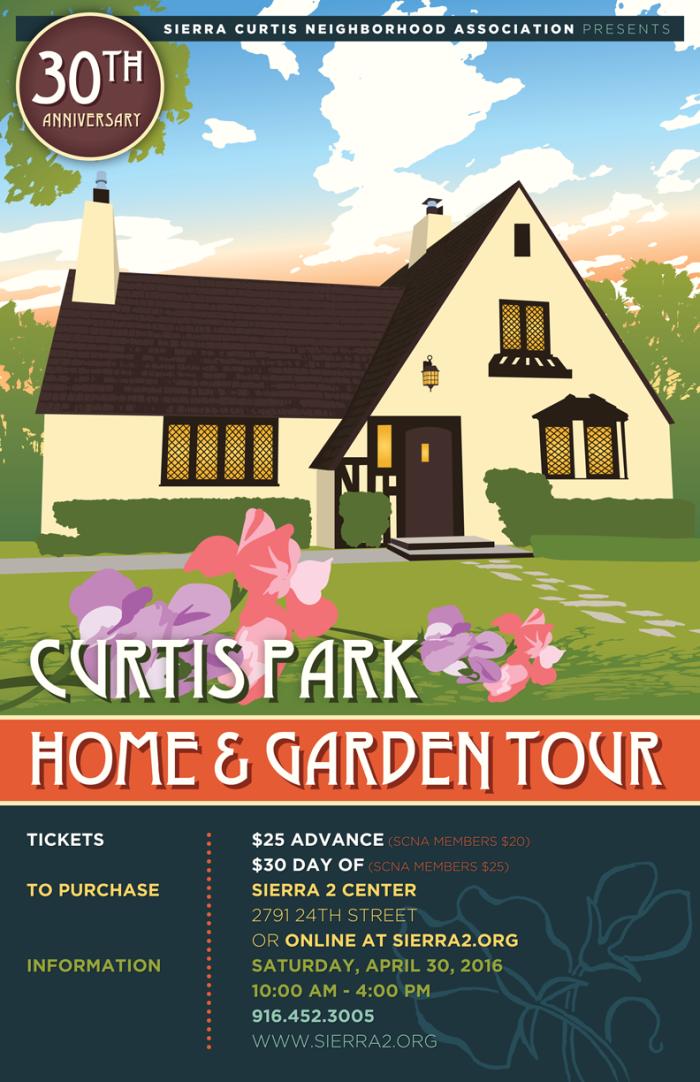 Curtis Park Home Garden Tour 2016 V5