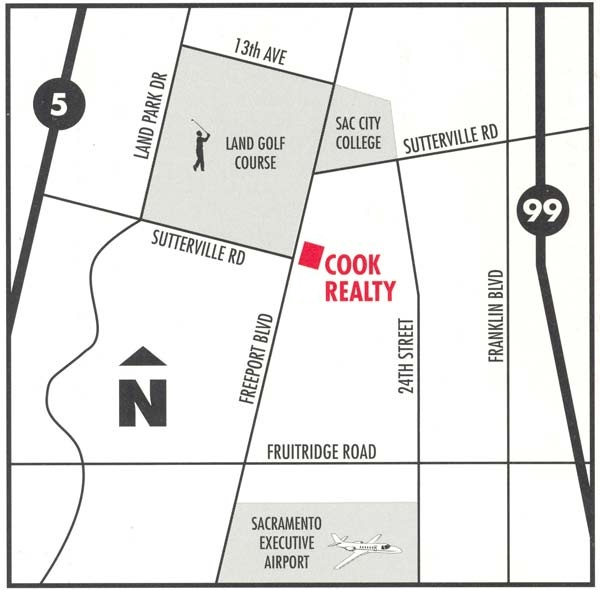 cook realty location